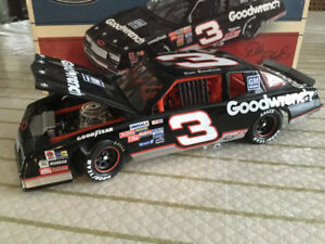 FOR SALE:   1989. DALE EARNHARDT - #3  GOODWRENCH  MONTE CARLO