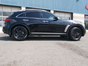 Infiniti FX 35 2009 2nd owner! 120k Mint Condition