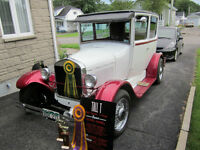 FORD 1927  Model-T HOT ROD