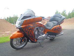 2012 Victory Vision Arlen Ness Edition