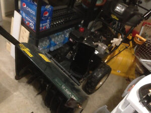 Yardworks 30 Inch Snow Blower