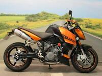 KTM 990 Superduke *Low miles, Yoshi Exh, R&G extras*