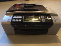 Brother MFC-490 COLOR INKJET WIRELESS ALL IN ONE PRINTER