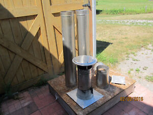 Stainless steel chimney liner Peterborough Peterborough Area image 2