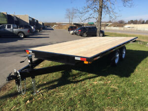 Trailer Deckover 16 ft