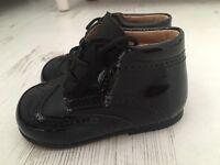 Baby boy Spanish shoes
