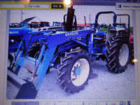 WANTED 1995 TO 1998 5030 NEW HOLLAND TRACTOR