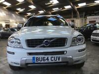Volvo Xc90 D5 Se Lux Awd Estate 2.4 Automatic Diesel