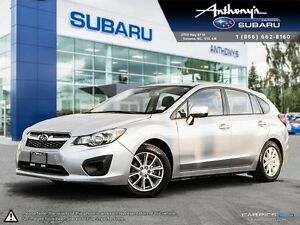 2013 Subaru Impreza Wagon 2.0i Touring Package Hatchback