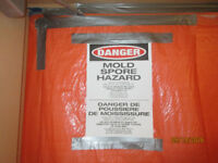 ASBESTOS AND MOLD REMOVAL (PEACE OF MIND, LET US HELP YOU)