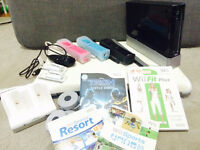 Nintendo Wii Console, Wii Fit Balance Board, Controllers & More!