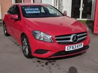 2013 Mercedes-Benz A200 1.8CDI Sport | Diesel | 6 speed Manual | Red