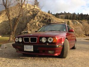 1994 E34 BMW 530i Touring Wagon