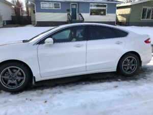 2013 Ford Fusion Titanium - Fully Loaded - PLUS WINTER TIRES!