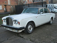 1980 ROLLS ROYCE SILVER SHADOW 2. GOOD INVESTMENT CLASSIC.