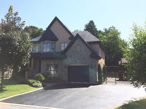 NEW PRICE! Perfect 5 bedroom house with pool and finished bsmnt