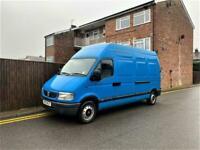 Vauxhall Movano 2.2 DTi 3500 Maxi High Roof Van (LWB) NO VAT + ONLY 32K