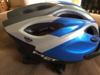 Boys Met cycle helmet