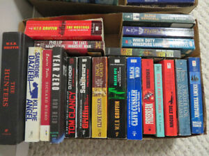 Box of Books - Various Authors - Fiction