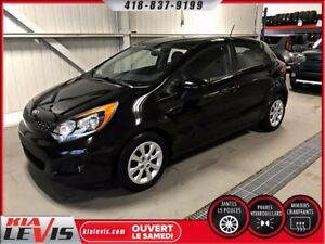 Kia Rio RIO5 LX+PLUS-MANUEL-AIR-FULL-BAS KM 2013