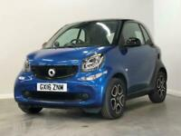 2016 smart fortwo coupe 1.0 Prime 2dr Auto Coupe Coupe Petrol Automatic
