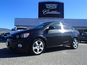 2014 Chevrolet Sonic LT Sedan at