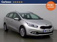 2013 KIA CEED 1.4 CRDi 1 5dr Estate