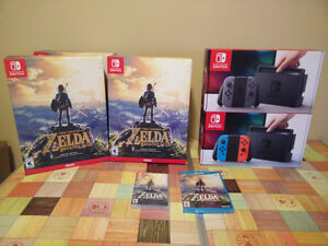 ***** $510 Nintendo Switch Consoles ($505 if purchased w Zelda)