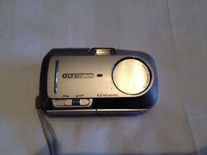 Caméra de marque OLYMPUS et accessoires