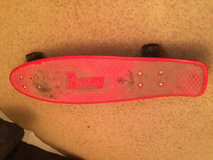 Penny nickel skateboard