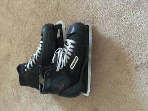 Size 10 Bauer Goalie Skates