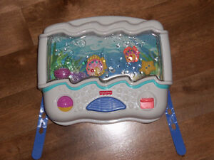 AQUARIUM FISHER-PRICE