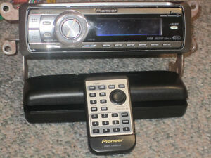 PIONEER DEH-P 7700MP - WMA/MP3/AAL CAR STEREO