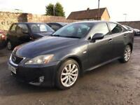 2007 Lexus IS 220d 2.2 TD SE-L Saloon 4dr Diesel Manual (168 g/km, 175 bhp)