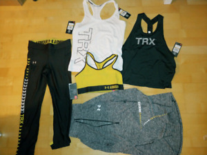 NEW Under Armour women Sport clothing