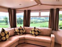 *POSSIBLY THE BEST VIEW A CARAVAN CAN HAVE! FABULOUS PRE-OWNED HOLIDAY HOME**
