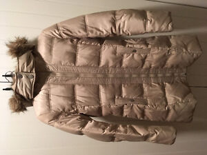 Kenneth Cole Mid-Thigh Winter Coat