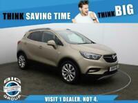 2018 Vauxhall Mokka X ELITE NAV ECOTEC S/S Hatchback Petrol Manual