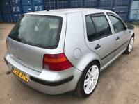 2003 53 VOLKSWAGEN GOLF 1.4 MATCH 5 DR HATCHBACK BARGAIN