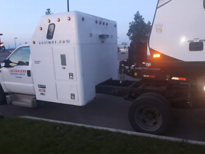 1999 Ford f450 with sleeper