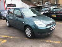 FORD FIESTA 1.4 LX (A/C) 5 DOOR HATCHBACK FULL SERVICE HISTORY