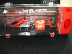 Asid Tech Elite RC Helicopter (new)
