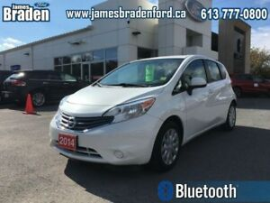 2014 Nissan Versa Note SV  - Bluetooth -  Power Windows