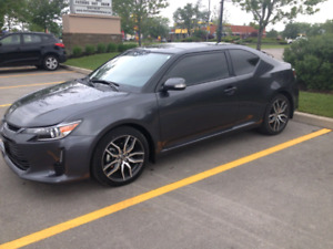 Lease Takeover 2015 Scion Tc low km!