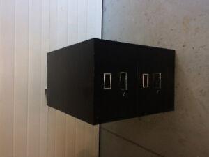 2 Drawer Legal Size Filing Cabinet