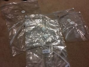 Vacuum seal bags for clothing