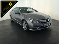 2011 61 MERCEDES-BENZ E250 SPORT COUPE CDI AUTO 1 OWNER SERVICE HISTORY FINANCE