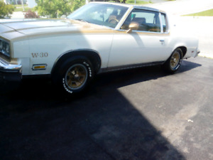 Rare 1980 Olds 442 Sport Coupe