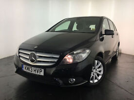 2013 MERCEDES-BENZ B180 BLUE-EFFICIENCY SE CDI 1 OWNER SERVICE HISTORY FINANCE