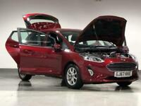 2017 Ford Fiesta 1.0 EcoBoost Zetec 5dr Auto HATCHBACK Petrol Automatic